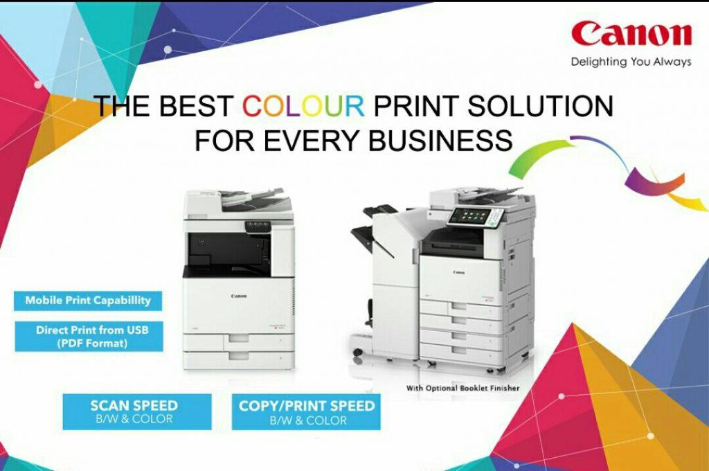 jual mesin fotocopy canon di tambun