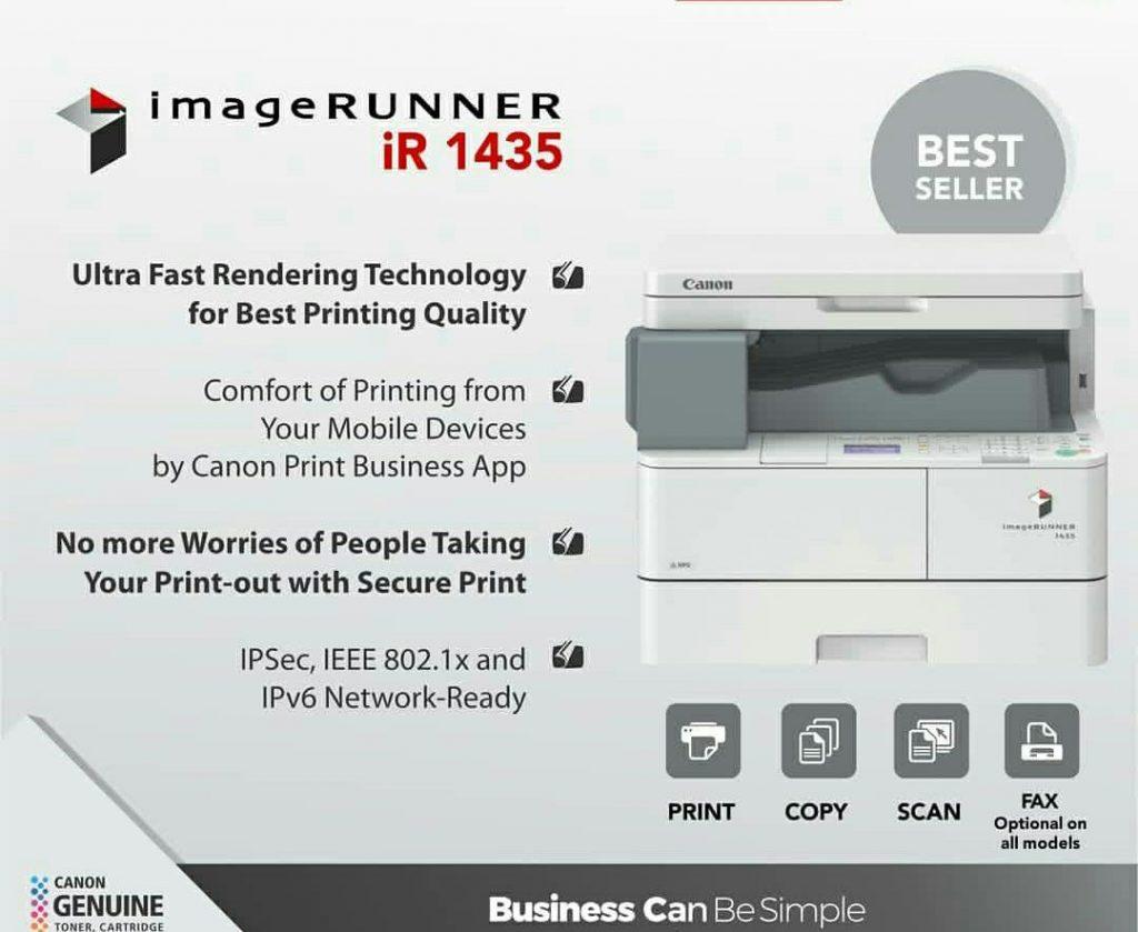 jual mesin fotocopy canon di KIIC