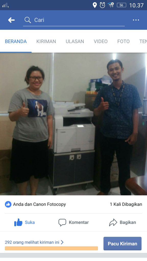 customer PT. Samafitro