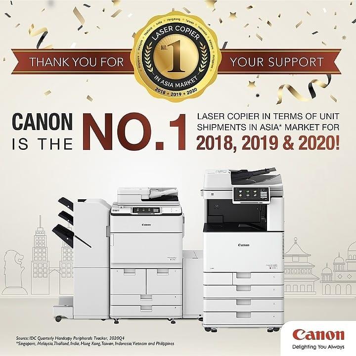 Distributor Resmi Fotocopy Canon