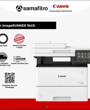 Canon IR1643i #PROMO# FREE UniFlow Online Express